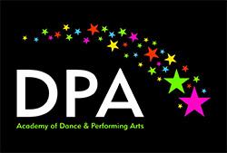 DPA Dance Studio Norfolk Logo