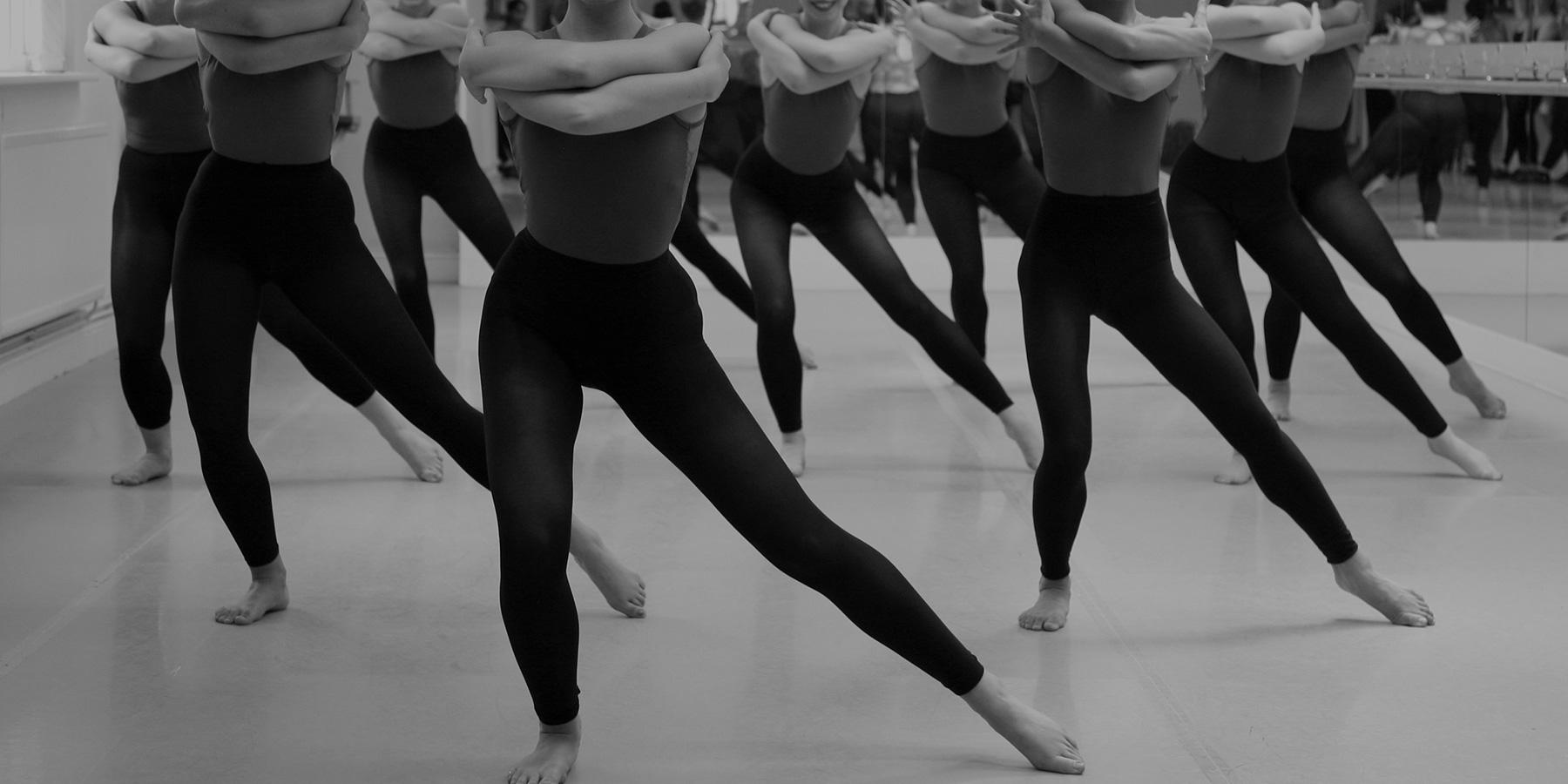 Train to teach dance at DPA.