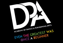 DPA Dance Studio Norfolk Logo