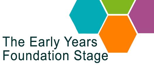 EYFS logo.